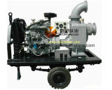 Pompa centrifuga a più stadi orizzontale di serie