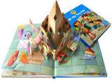 Libro de cuadro inglés modificado para requisitos particulares venta caliente de la impresión del libro de 2016 niños