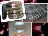 Usine de fil recuite par noir de fil obligatoire (XA-BW15)
