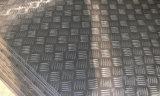 piatti antisdrucciolevoli di alluminio