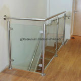 사우디 아라비아 (HR1371B)에 있는 42mm Round Pipe Staircase Balustrades Modern Railing Design Popular