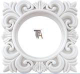 Home Decorationのための正方形のPlastic Curtain Ring