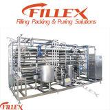 Esterilizador de Uht tubular para la cadena de producción del jugo