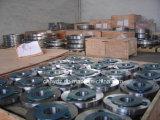 flanges do aço refratário de aço 0Cr18Ni9 inoxidável