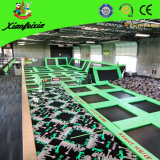 Parque do Trampoline de Dodgeball (3618C)