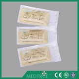 Suture chirurgicale de monofilament en nylon remplaçable médical avec le pointeau