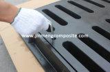 Grating D400 composto resistente com a dobradiça para facilidades da estrada
