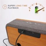 Altofalante de madeira de Gymsense Bluetooth Louds