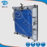 P6.66 al aire libre a presión la pantalla de visualización de aluminio de LED del alquiler de la fundición