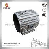 Kundenspezifische Bewegungsshell-Gussteil-Gießerei-Aluminiumsand-Gussteil mit CNC-maschinell bearbeitendienstleistungen