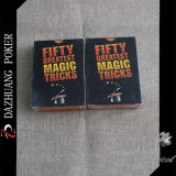 50 больших карточек волшебных выходок играя