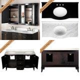 Fed-1828 Кита мебель ванной комнаты 60 раковин дюйма двойных самомоднейшая белая