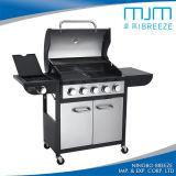 Cucina esterna commerciale all'ingrosso, gas del BBQ, griglia del gas con 6burners