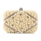 Più nuovo sacchetto di frizione all'ingrosso del progettista del diamante del sacchetto delle donne di Guangzhou