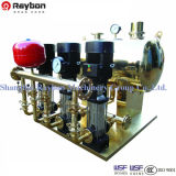 워터 펌프와 Rcdl / Rqdl 시리즈 라이트 수직 다단 펌프