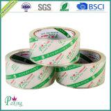 Nastro libero eccellente dell'imballaggio dell'adesivo BOPP della pellicola di BOPP