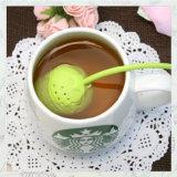 Новый чай Infuser силикона Rose красотки конструкции