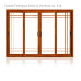 Окно прямых связей с розничной торговлей фабрики алюминиевое сползая (FT-W85)