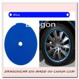 Linha molde do protetor do pneu do protetor da borda da roda do veículo do carro do PVC