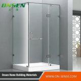 Baracca Walk-in di alluminio dell'acquazzone del portello per la stanza da bagno