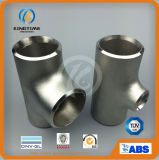 Wp304 / 304L Stainless Steel Equal Tee Pipe Fitting com Dnv (KT0296)