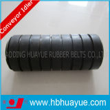 Rouleau en caoutchouc Diameter89-159 de convoyeur de renvoi de renvoi de convoyeur à bande de Huayue