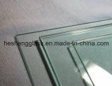 verre Tempered de bord Polished plat clair de 10mm