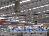 Испарительная польза воздушного охладителя в мастерской