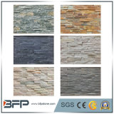 بيضاء/أسود/أصفر/رماديّ ثقافيّ حجارة أردواز [لدجستون] لأنّ جدار قراميد
