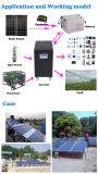 격자 변환장치 떨어져 태양 변환장치 24V 220V 5000W가 5kw에 의하여 집으로 돌아온다