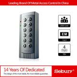 Metálica antivandalismo Diseño acceso por huella digital Control-- F007EM-II