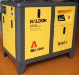 Stationary a basso rumore Air Compressor con 10HP Motor
