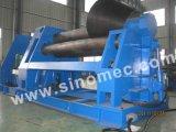 Machine de roulement de rouleau de la tôle 4