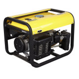 380V 6.5kw in drie stadia Gasoline Generator (WH7500H)