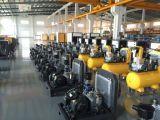 Stationary met geringe geluidssterkte Air Compressor met 10HP Motor