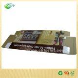 Rectángulo de papel del cartón en el extremo de dos imágenes dobles por la lámina (CKT-CB-427)