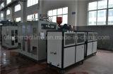 Macchina automatica del colpo dell'espulsione della bottiglia di olio della doppia stazione/macchina stampaggio mediante soffiatura