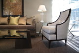 ([كل-2238]) أثر قديم فندق مطعم يتعشّى أثاث لازم خشبيّة يتعشّى كرسي تثبيت