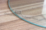 10mm Plain Round Tempered Table Glass Toughened Glass