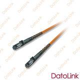 Cavo ottico della fibra di MTRJ-MTRJ Dx