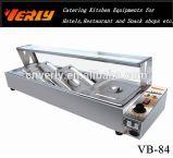 Machine chaude électrique Vb-84 de vente de Bain Marie//Verly de buffet de l'acier inoxydable Vb-84