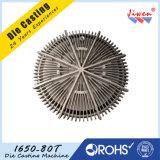 Le radiateur de chauffage de radiateur de réverbère de DEL 120W 150W 200W le moulage mécanique sous pression