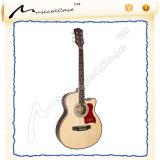 Fabrik-Preis-Furnierholzbasswood-Kursteilnehmer-Gitarre