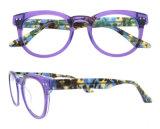 De Italiaanse Frames van de Oogglazen van de Glazen van het Voorschrift van de Glazen van het Oog Eyewear Populaire