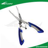 Lange Wekzeugspritzen-Fischerei-Gerät-Zangen mit sicherem Verschluss