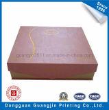 Подарка картона специальной бумаги высокого качества коробка твердого складывая
