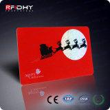 Weihnachts-/Feiertags-/Hochzeits-/Geschenk-Karte des Geburtstag-RFID
