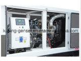 комплект генератора силы 10kVA-2250kVA тепловозный молчком звукоизоляционный с двигателем Perkins (PGK30360)