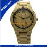 2016 de In het groot Klassieke OEM Houten Horloges Van uitstekende kwaliteit van de Pols van het Kwarts