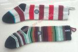 Chapeau chaud tricoté promotionnel concurrentiel chaud d'hiver de crochet de chapeau du Beanie 2016